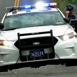 Franklin County area police log