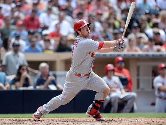 MLB: St. Louis Cardinals at San Diego Padres