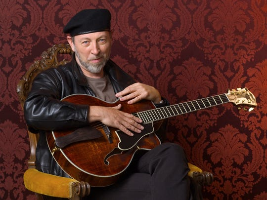 Richard Thompson plays Sunday at the Scottish Rite in Collingswood.