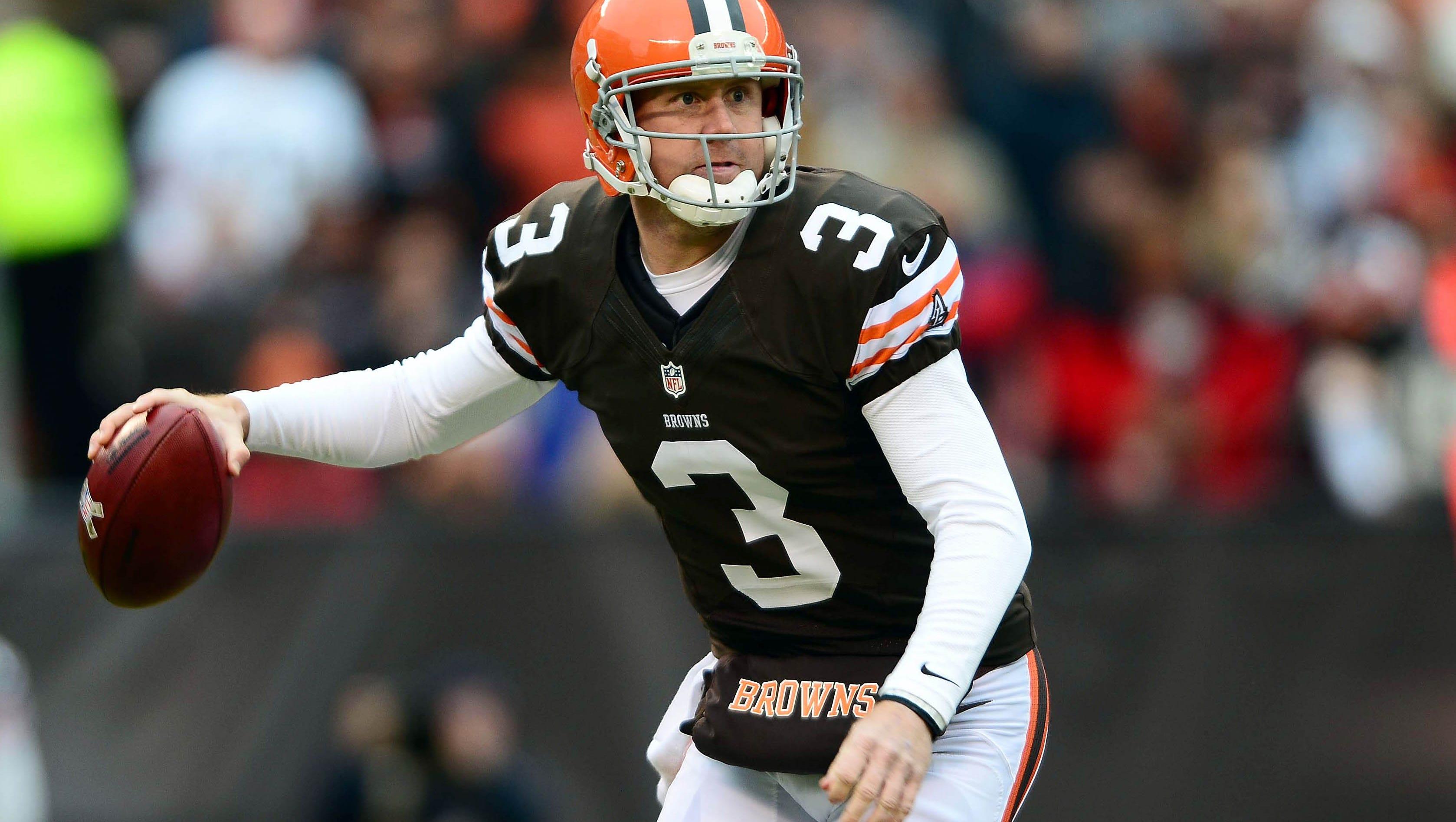 28. Brandon Weeden, Cleveland Browns