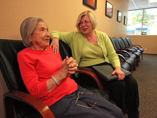 Retirement career: Managing affairs for older adults