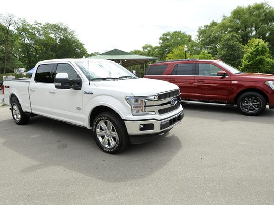 F-150 King Ranch series, Ford Expedition XLT