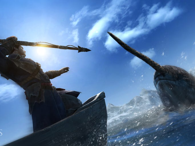 """""""Assassin's Creed Rogue"""" will be released on PlayStation 3 and Xbox 360 on Nov. 11, 2014."""