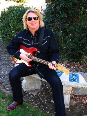Brad Wilson performs Friday at Blues, Brews & BBQ at Garden Street Plaza in Visalia. This free outdoor concert goes from 6-10 p.m.Submitted in 2014