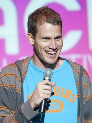 Comedian Daniel Tosh will kick off the McCallum Theatre season Oct. 11.