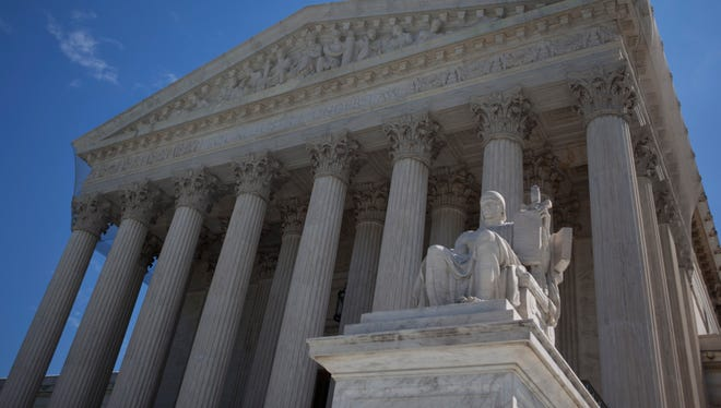The Supreme Court stopped gay marriages in Utah on Monday pending appeals.