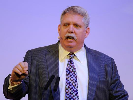 Brian Dunn, former CEO, Best Buy.