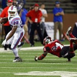 Louisiana Tech running back Kenneth Dixon has totaled 65 career touchdowns during his three-plus years as a Bulldog.
