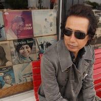 Don't miss the Alejandro Escovedo Band at Vinyl