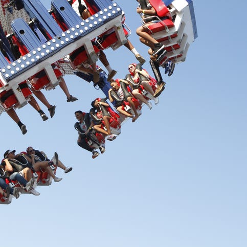 Fort Campbell carnival continues through weekend