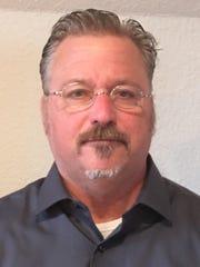 Mark Leeper, assistant professor of American politics,