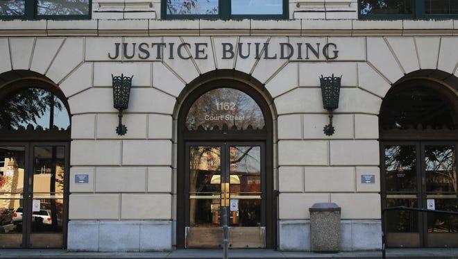 Oregon Department of Justice building.