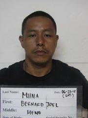 Bernard Joel Meno Muna