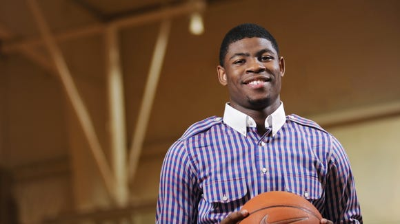 Callaway's Malik Newman is the Clarion-Ledger's player of the year.