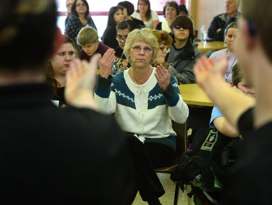 Maeona Lee, a counselor and fixture at Montana School