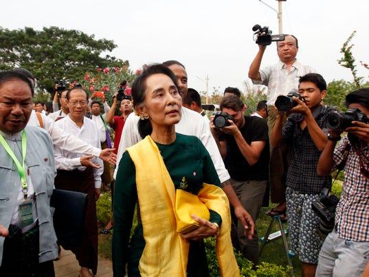 AP MYANMAR PRESIDENT I MYN