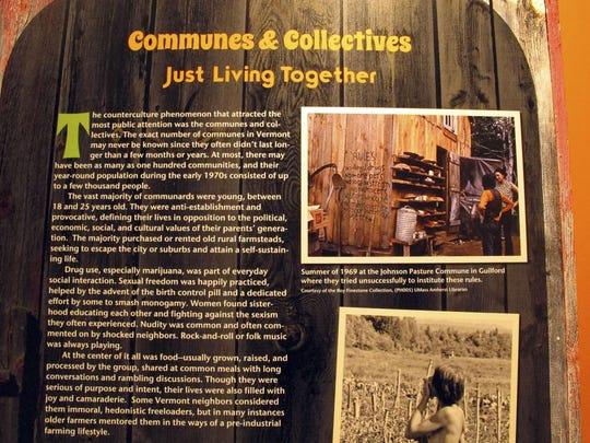 Vermont Counterculture Exhibit (2)