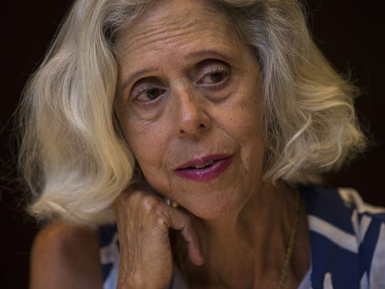 Suzi Wickman brought together seven women over 90 for a regular lunch date.