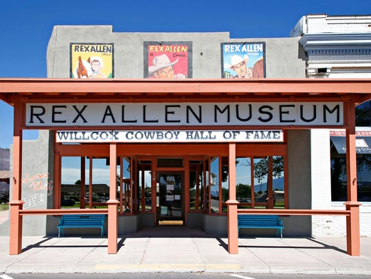 The Rex Allen Museum and the Friends of Marty Robbins