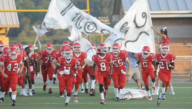 Erwin travels to Reynolds on Friday for the Mountain Athletic Conference football opener between both schools.