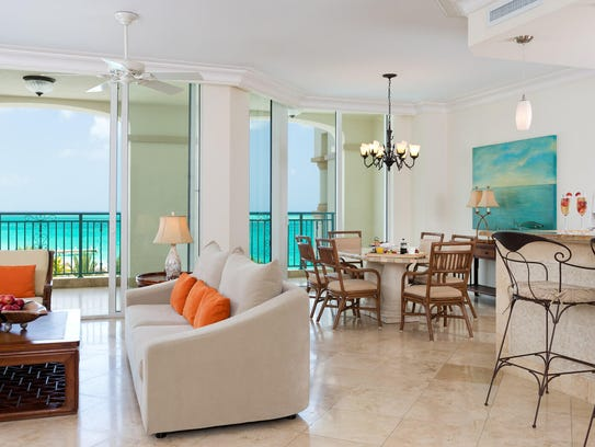 Suite at Seven Resorts
