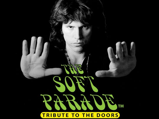 Considered one of the world's premiere Doors tribute acts, The Soft Parade uses vintage musical instruments, sound equipment and stage clothing to recreate the concert experience. They'll play a show for 91.1 The Avenue at 7 p.m. Sunday at the Meyer Theatre in Green Bay.