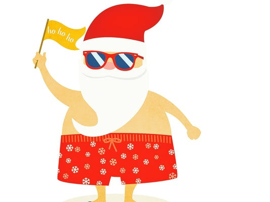 Christmas in July icon 2016