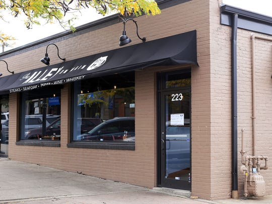 The Alley on Main is a favorite downtown eatery.