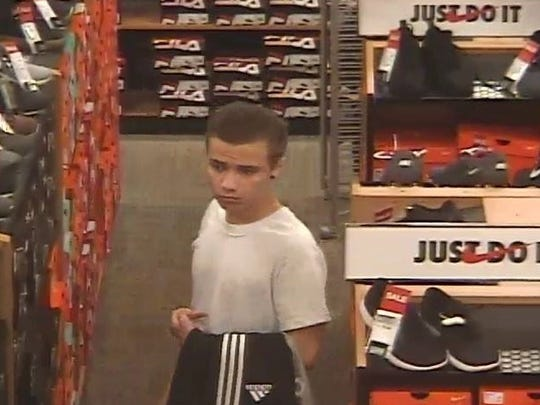 Manitowoc police are seeking to identify the man shown