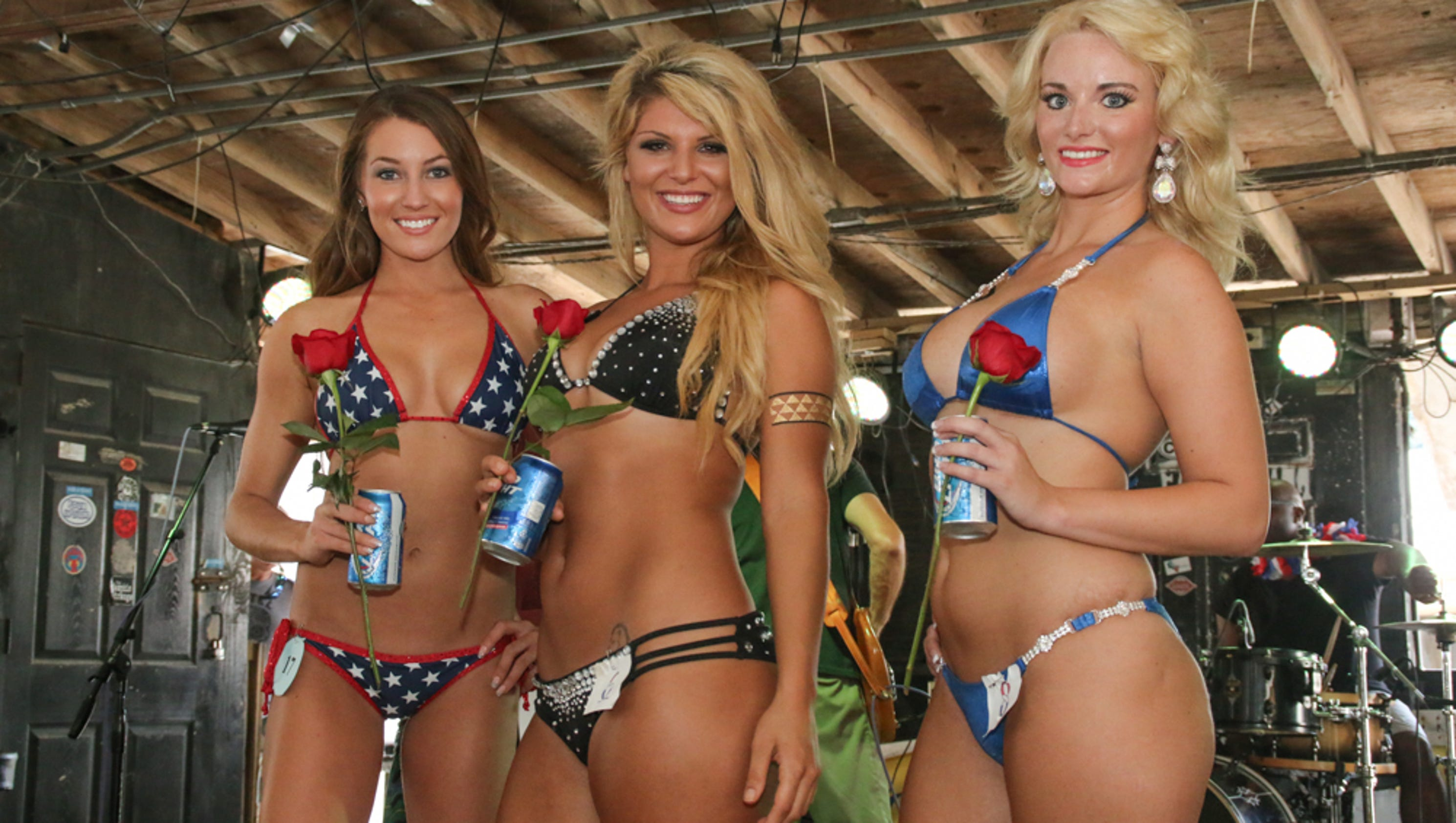 bikini Pensacola contest 2003 beach