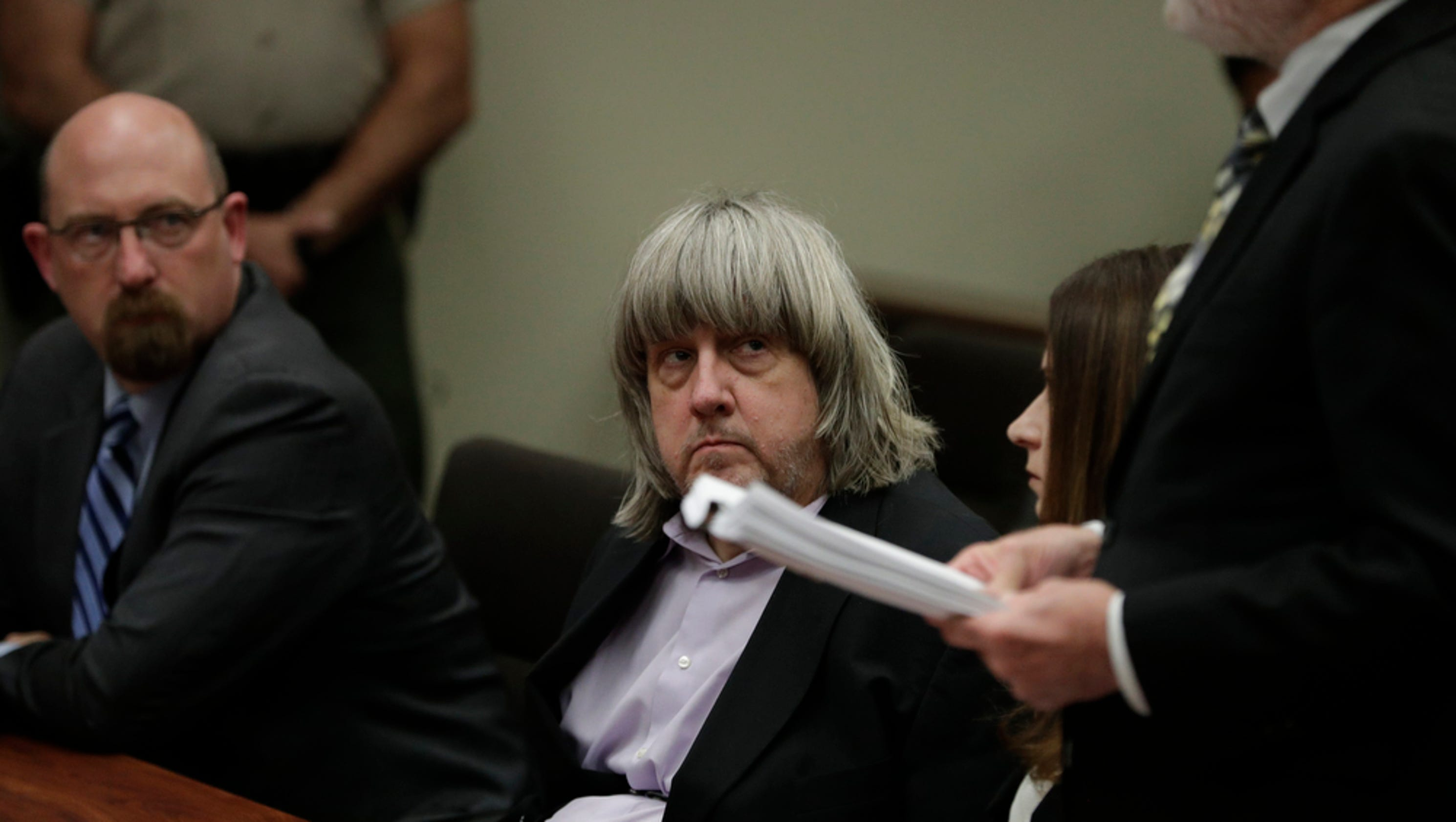 Turpin parents may need to move trial outside of Riverside County, defense  attorney says