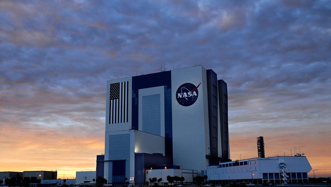 Kennedy Space Center's Vehicle Assembly Building.