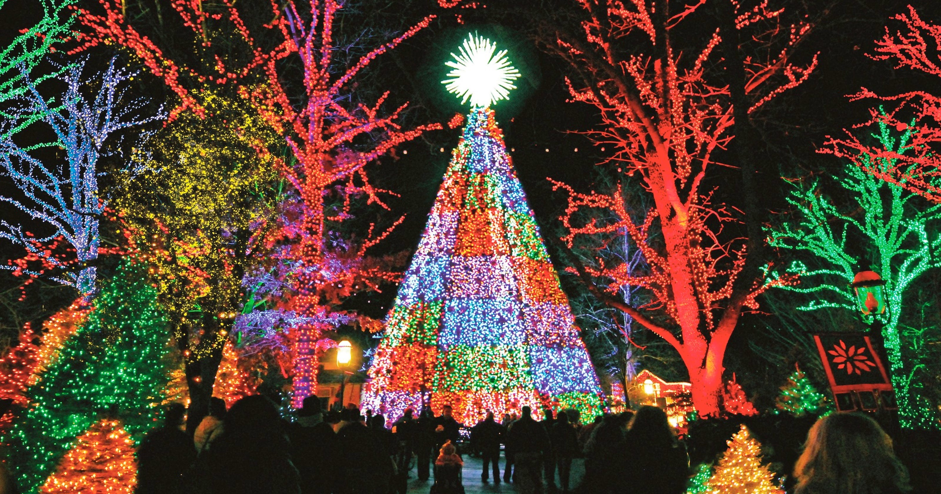 dominion garden of lights is brought to you by the following ...