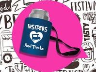 Free Gift at Food Truck Mash-Up