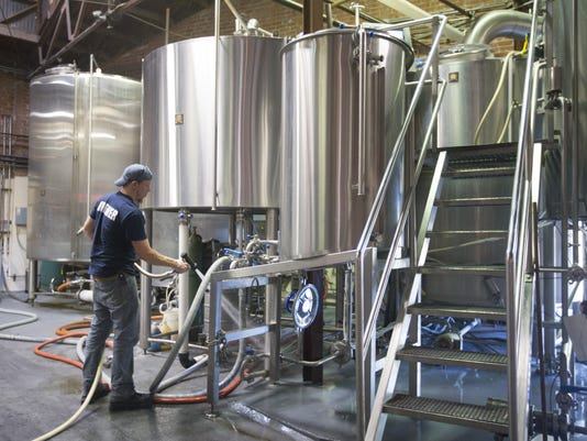 Four Peaks Brewing Sold