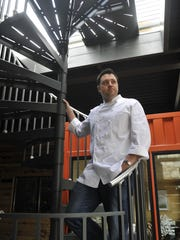 Matt Bolus is the chef at The 404 Kitchen.
