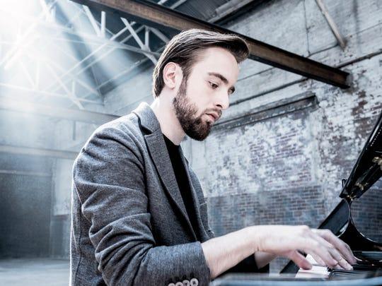 Russian pianist Daniil Trifonov has been hailed as