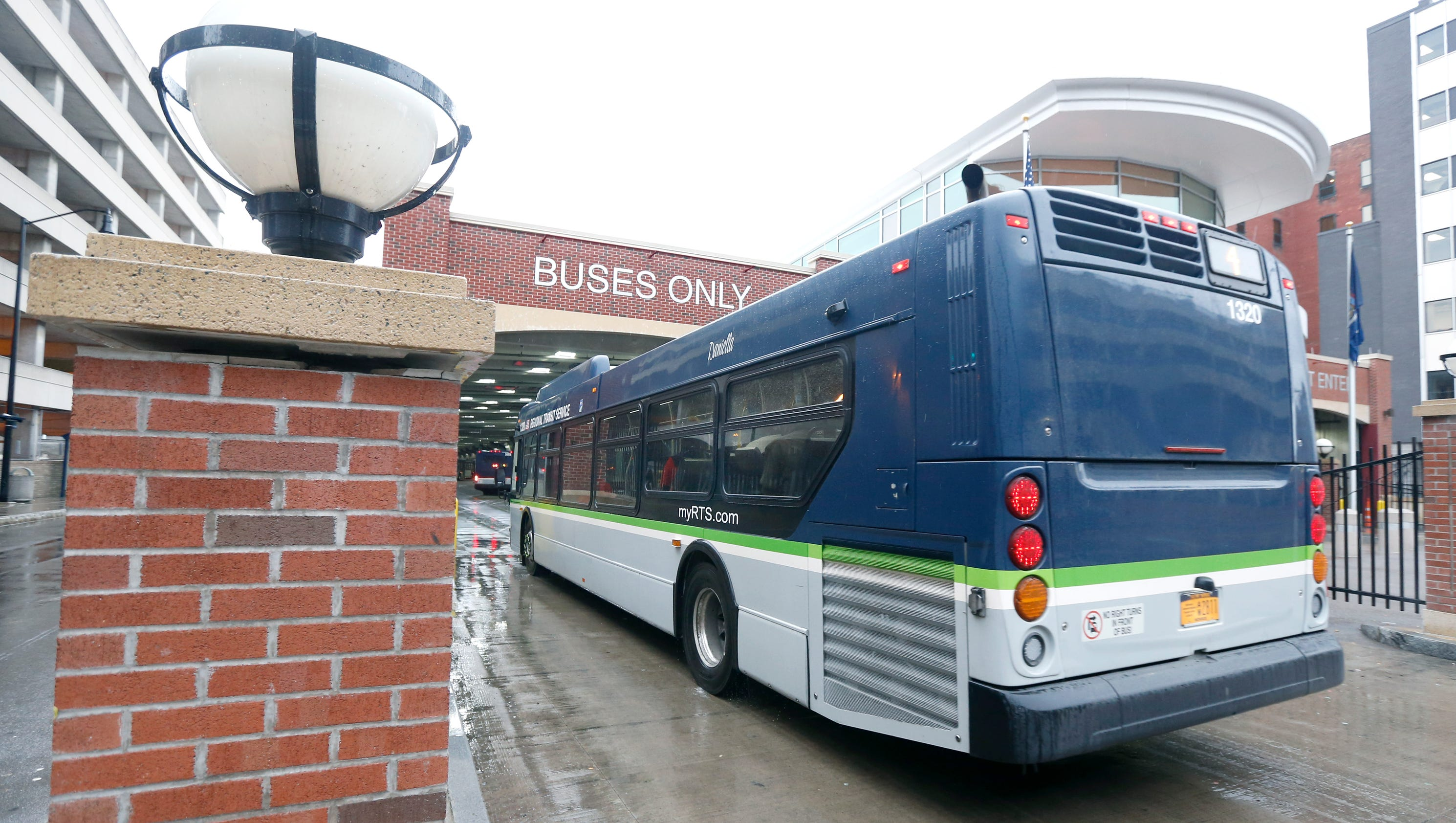 Rochester Ny Restored Old Look Bus: RTS Looks At Overhaul Of Transit System In Rochester