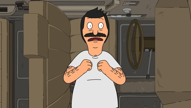 "Massachusetts native H. Jon Benjamin provides the voice of Bob Belcher on the popular, animated Fox sitcom ""Bob's Burger."""