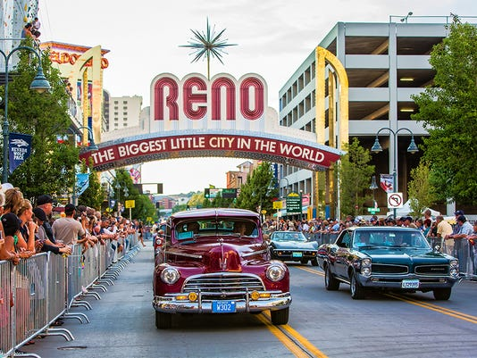Hot August Nights - Reno Events
