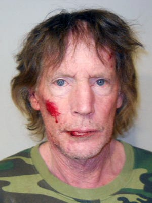 This photo provided by the Pueblo County, Colo., Sheriff's Department shows Harry Carl Mapps.