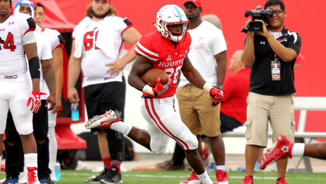 Former Houston Cougars defensive back and current Cincinnati Bengals rookie Brandon Wilson will begin 2017 on the non-football injury list.