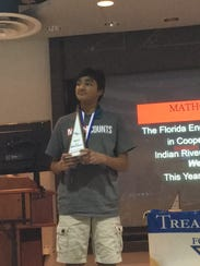 Avinash Kumar has competed in and won many spelling