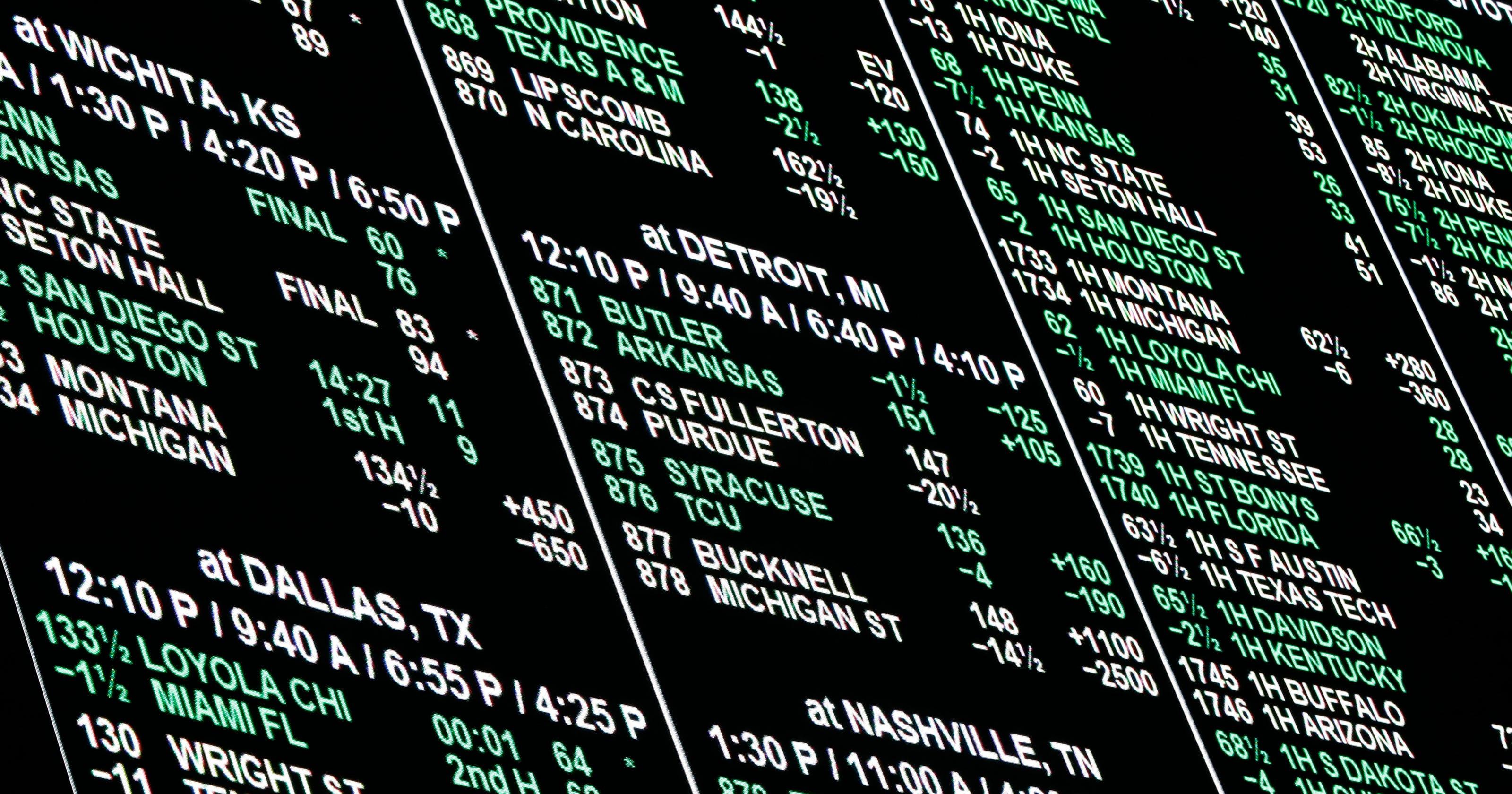 2 more Vicksburg casinos open sports betting