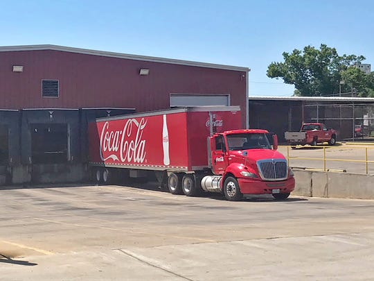 A Wichita Falls woman is suing Coca-Cola, including