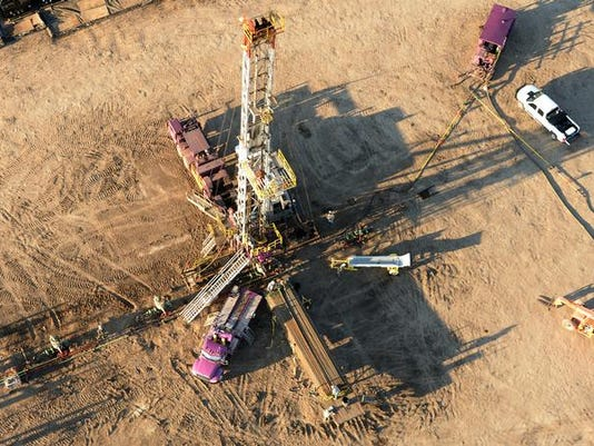 Oil and gas operations are booming in Weld County