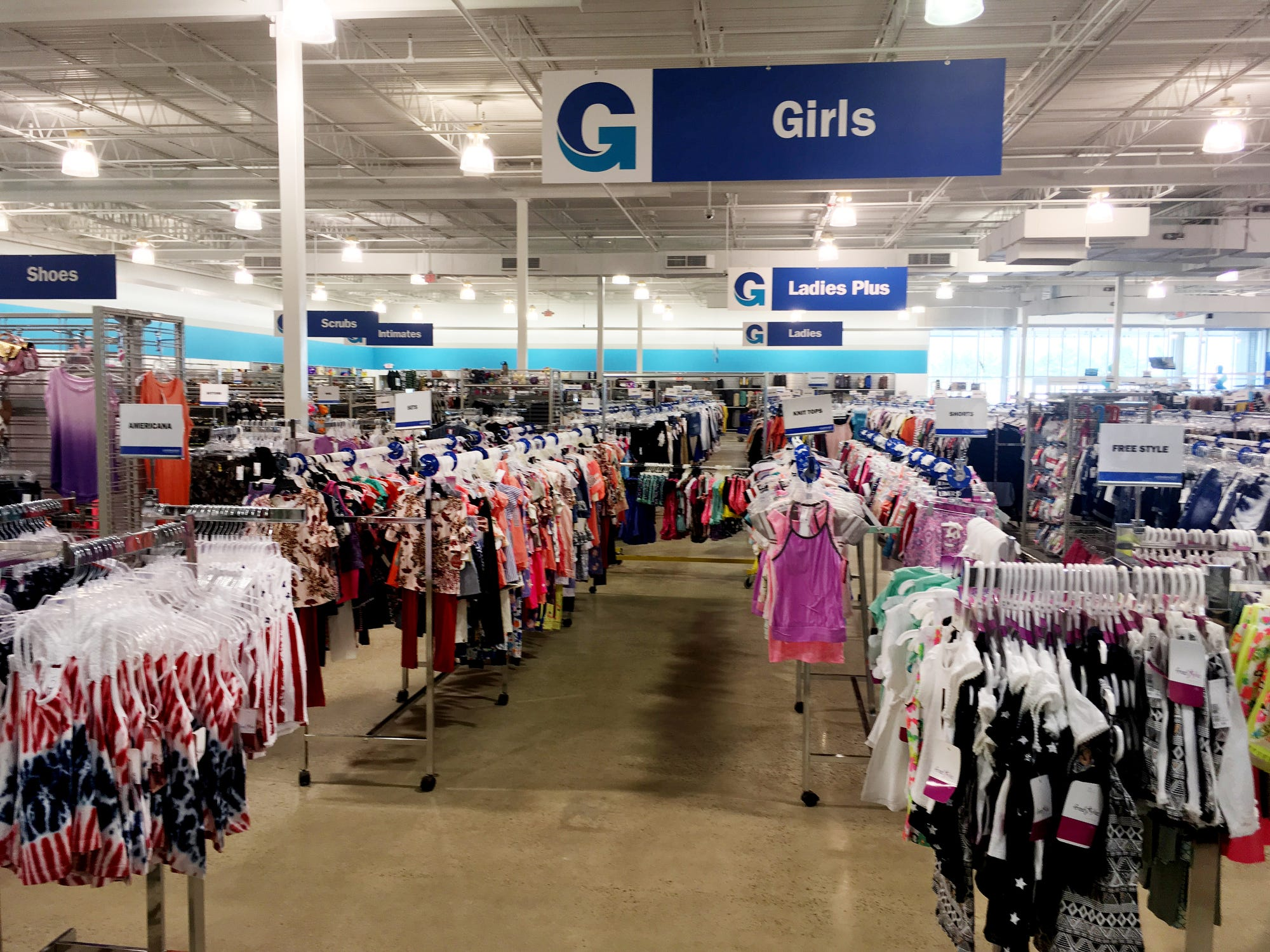 Can you return outlet store clothes to the retail store?