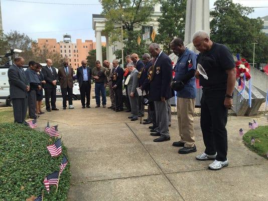 2015 Veteran's Day
