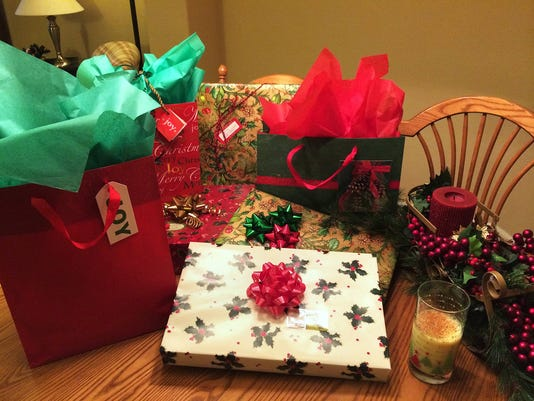 Holiday present wrapping: Cut, fold, tape – this skill's a gift