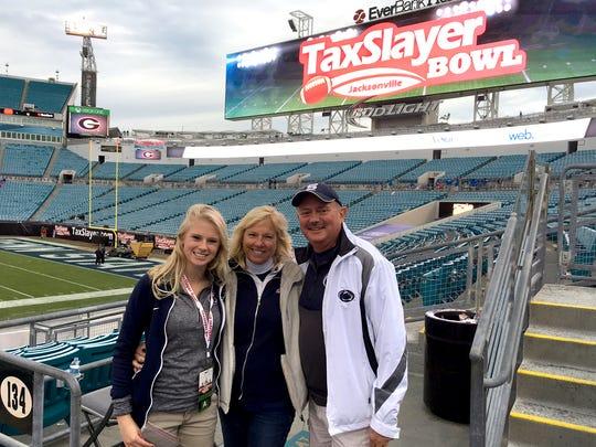 Dallastown's Katie Keller earned her love of Penn State